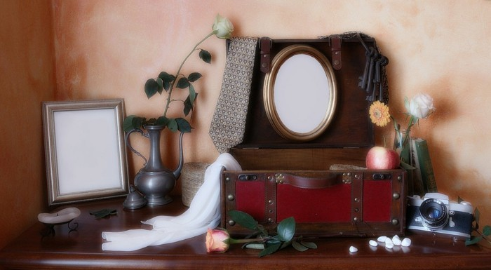 Creative Picture Frame в ретро стил