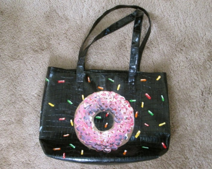 Inusuales regalos-a-bag-con-Donut