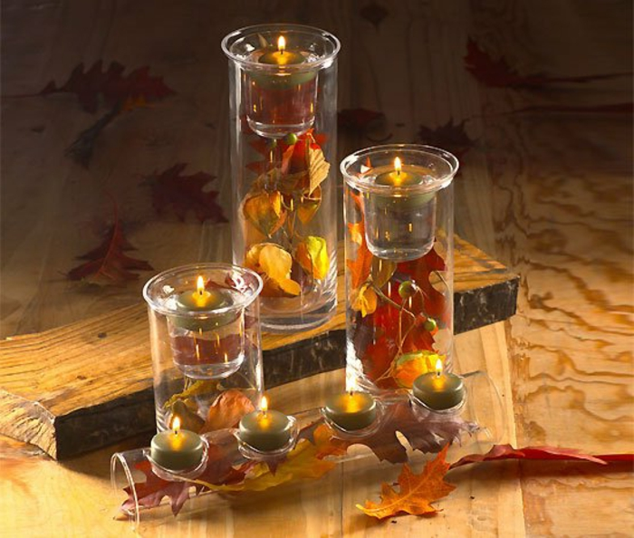 beautiful-velas-naranja-color-ambiente acogedor