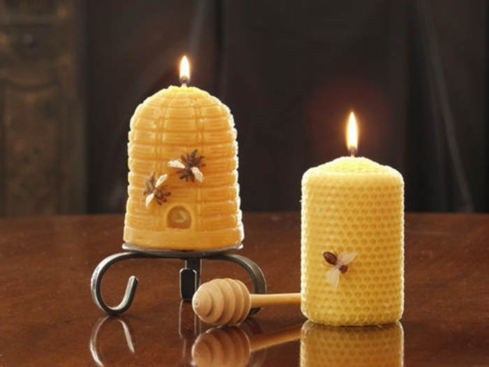 beautiful-velas-originales-Beige-diseños