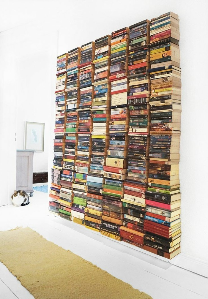 pared de diseño-pregúntese-do-innumerables libros-successive-